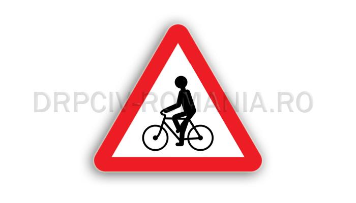 DRPCIV - Biciclişti