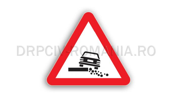 DRPCIV - Acostament periculos