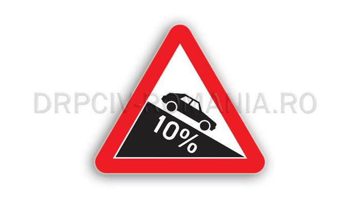 DRPCIV - Coborâre periculoasă