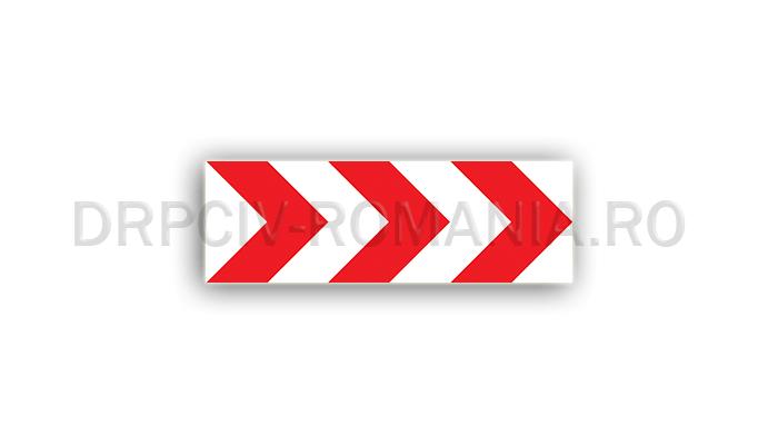 DRPCIV - Curbă deosebit de periculoasă