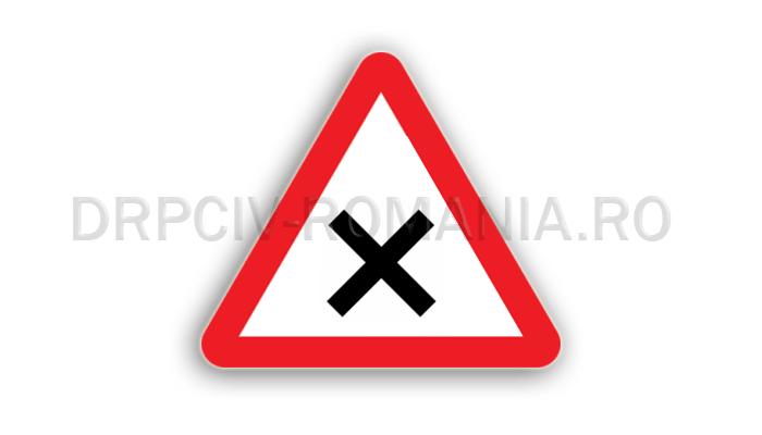 DRPCIV - Intersecţie de drumuri