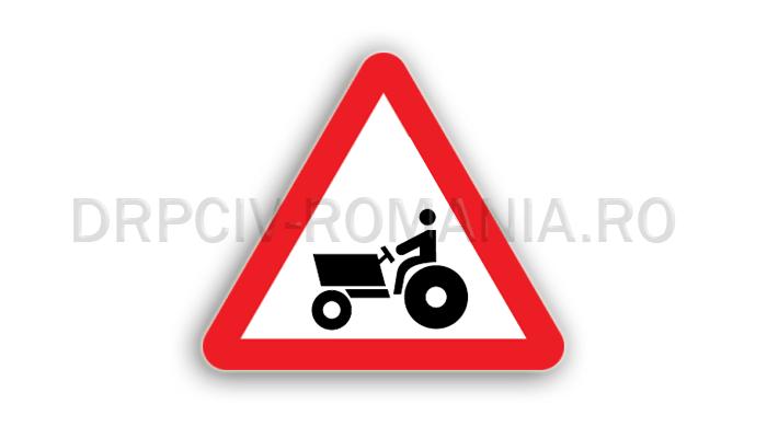 DRPCIV - Maşini şi utilaje agricole