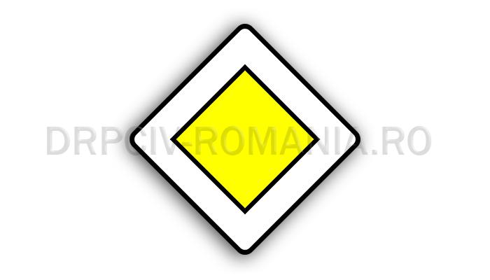 DRPCIV - Drum cu prioritate
