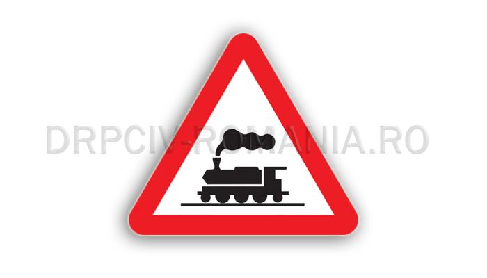 DRPCIV - Trecere la nivel cu o cale ferată fără bariere